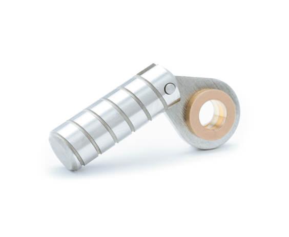 Bruker und Guenter automotive piston cylinder