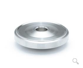 Bruker und Guenter automotive EGR valve disc